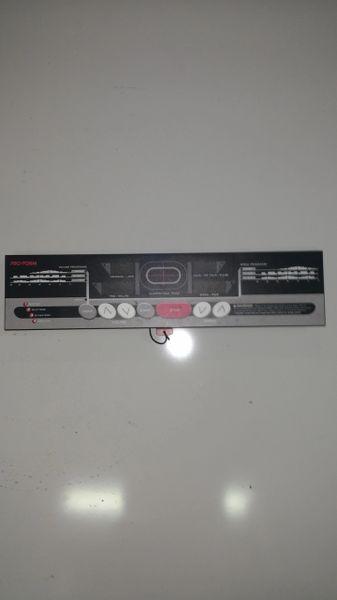 ProForm 725X Treadmill Console Ref# 10390- Used
