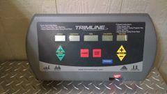 Trimline 2200 Treadmill Console Overlay/Circuit Board Used Ref. # JG3370