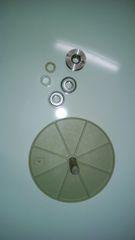 Life Fitness 93xi Upright Bike Flywheel Assembly - REF #10178 - Used