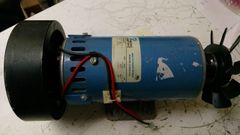 Precor 9.2x Treadmill Drive Motor 1.5Hp/3000RPM Used Ref. # jg3939