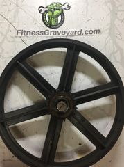 """StairMaster Stratus 3300 # 24386 - Pulley 12""""- USED - 25197SM"""