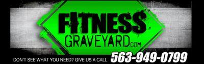 Fitness Graveyard