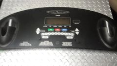 Vision Simple Treadmill Console Overlay Used Ref. # JG3024