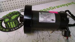 Life Fitness F3/T3 Treadmill Drive Motor part # 8130501 Used Ref. # JG3861