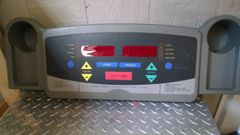 Trimline 7200 Treadmill Console Overlay/Circuit Board Used Ref. # JG3405
