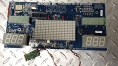 Pacemaster Gold Elite # DGEPCB Upper Board Used Ref. JG2845