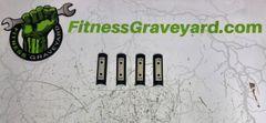 True Fitness 750 Hand Pulse Sensor Set - New - REF# MFT89187SH