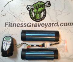TRUE FITNESS 750E Right thumb switch Heartrate Grip - NEW - OEM# 9TSZHPS-R REF# MFT10231813SM