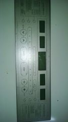 Reebok 8100ES Treadmill Console Ref# 10400- Used