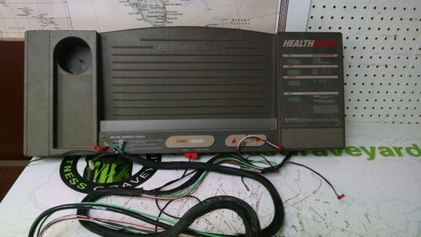Healthrider Treadmill Console Ref 10415 Used Fitness Equipment