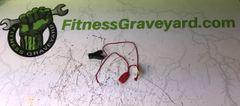 Sports Art T652 Treadmill Safety Key - Used - REF# OKC-2234
