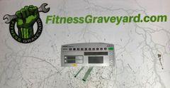 Bodyguard Fitness T260C Switch Membrane - New - REF# MFT710186SH