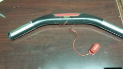 Star Trac S Series S-Trx Treadmill Hand grip Bar Used Ref. # JG2720
