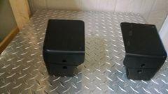 Sole F60 Treadmill Plastic end Caps Used Ref. # JG3362