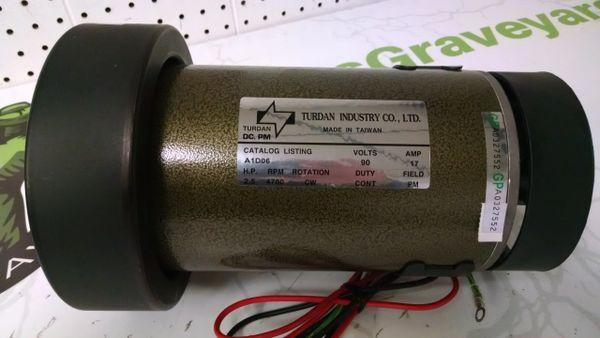 Lifespan TR1200I/TR2000/ 2.5HP/4700RPM Drive Motor Ref # 90011- Used