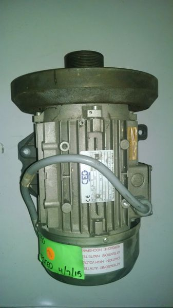 Techno Gym Motor - REF #10215 - Used