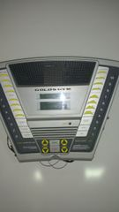 Gold's Gym Crosswalk 570 # 278124 Console -USED- Ref#10426