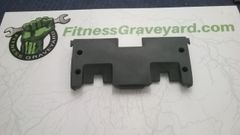Star Trac Elliptical Edge Front Back Cover - Used - REF# STL-2385