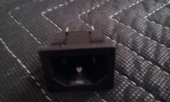 Tectrix Personal Stepper Power Inlet (Outie) - Used - OKC-836
