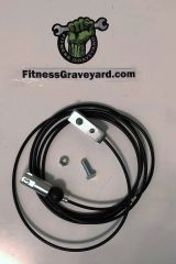 "* Precor S3.25 # 44370103- Cable Assey 122"" - NEW - MFT312195CM"