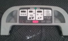 Pacemaster Pro Plus Treadmill Console - Used - Ref# STL-924