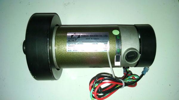 LifeSpan Treadmill Motor - Ref #10255 - Used