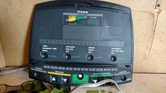 Precor C956 Console w/ Data Cable Used - REF# 461818SH