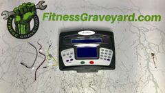 StairMaster Backlit LCD Display Console - New - REF# MFT731821SH