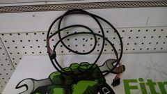 Nautilus NE3000 Elliptical Top Wire Harness Used ref. # jg4866