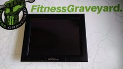 "Cardio Theater Fitness Equipment 15"" TV (CXEZBT15) Used ref. # jg4043"