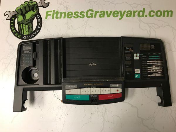 Proform Ct 1160 Console Used Ref 1375 Fitness Equipment Repair