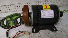 Life Fitness 93T/95T/97T/CLST Treadmill Drive Motor 4 HP Used ref. # 10207