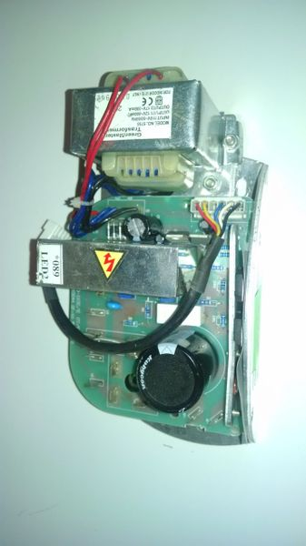 Misc. Power Supply Board Ref# 10117-Used