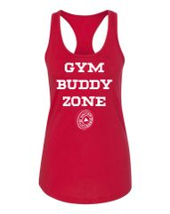 UL - Gym Buddy Zone - Ladies Tank