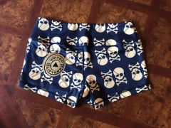 UL - Active Shorts - Skulls