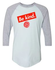 UL - Be Kind - Unisex Baseball Tee