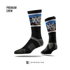 UL - Poker Chips Socks - Regular Size