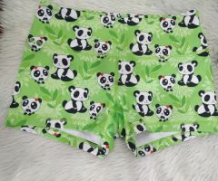 UL - Active Shorts - Panda