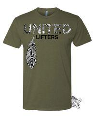 UL - Tribal Feather - Unisex Tee
