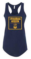 UL - #FreeDave - Ladies Tank