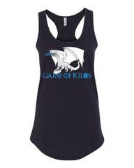 UL - Game of Kilos - Ladies Tank