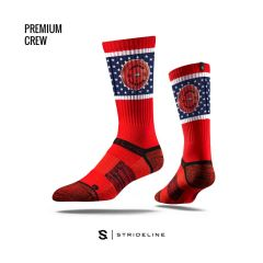 UL - Old Glory Socks - Small Size