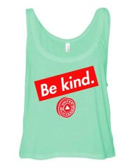 UL - Be Kind - Ladies Crop Tank