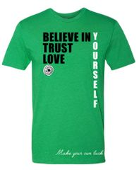 UL - Believe In Yourself - Unisex Tee