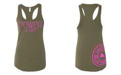 UL - Power or Nah? - Ladies Tank