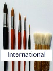 Full Brush Set International