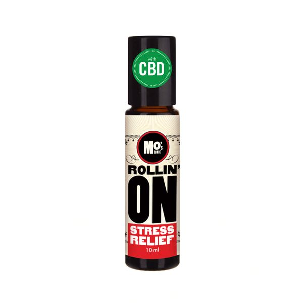 Calm Down! - Rollin' On Stress Relief with CBD