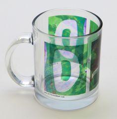 DAD Clear Mug