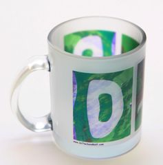 DAD Frosted Mug