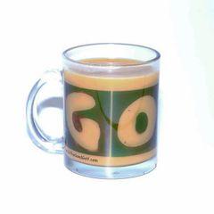 GOLF Clear Mug